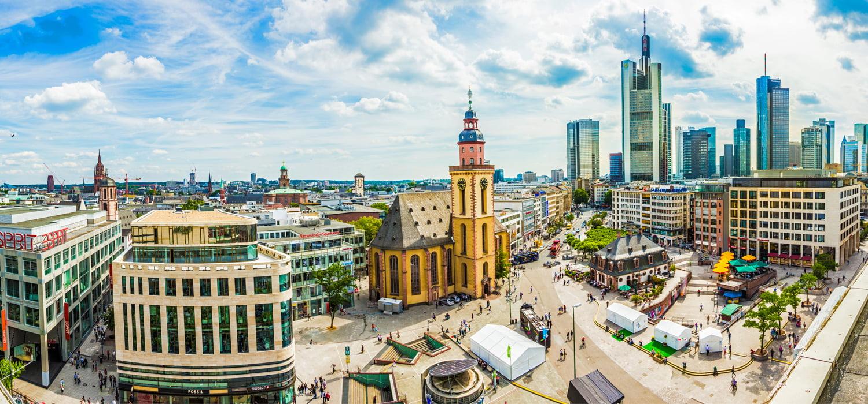 Studiranje u Frankfurtu